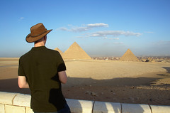 J at the Pyramids