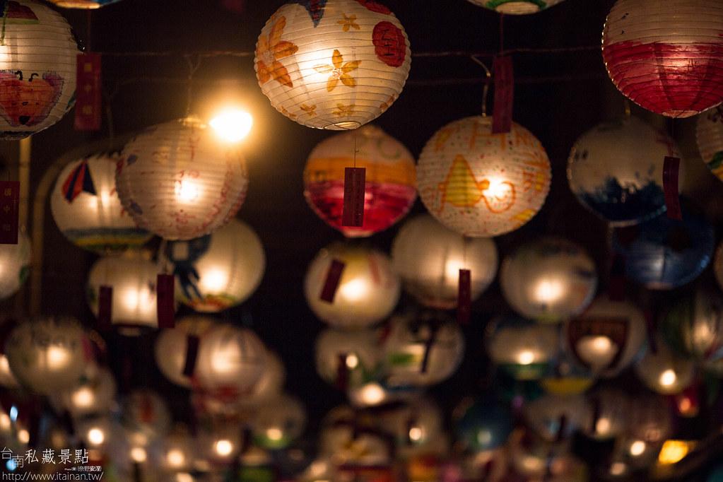 台南私藏景點-普濟殿燈會 (15)