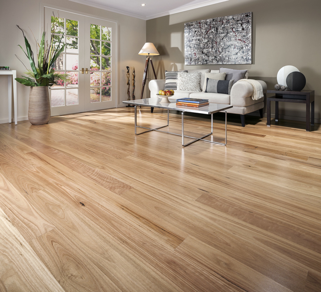 Boral Timber's Engineered Flooring range features Australian hardwood species like Blackbutt