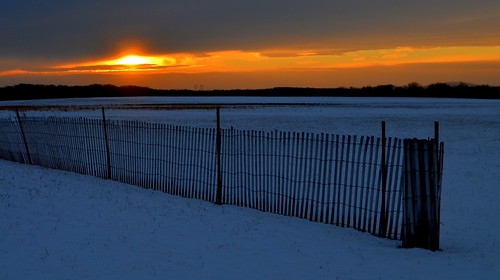sunset snow newjersey whitehousestation