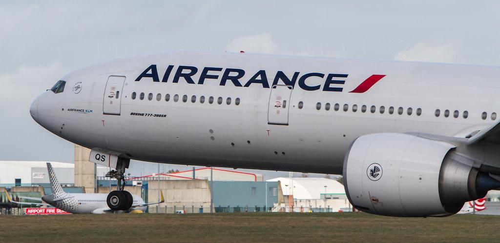 F-GSQS - B77W - Air France