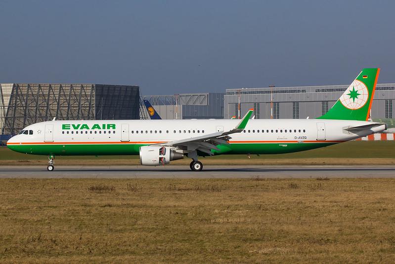 Eva Air - A321 - D-AVZQ (3)