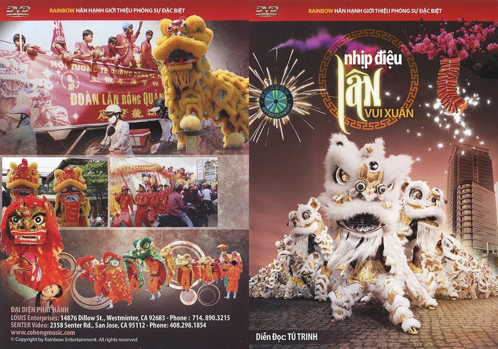 Nhịp Điệu Lân Vui Xuân DVD5/ISO/DVDRip