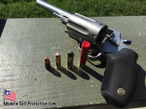 Taurus Judge and Ammo