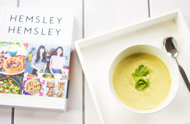 Hemsley & Hemsley no cook coconut soup recipe
