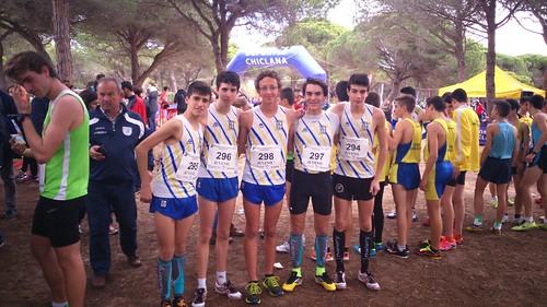 AionSur 16560429531_41ca48fd91_d Carmen Valle, Fabiola Bermúdez y los más pequeños del Ohmio, destacados en el Campeonato de Andalucía de Campo a través Atletismo Deportes