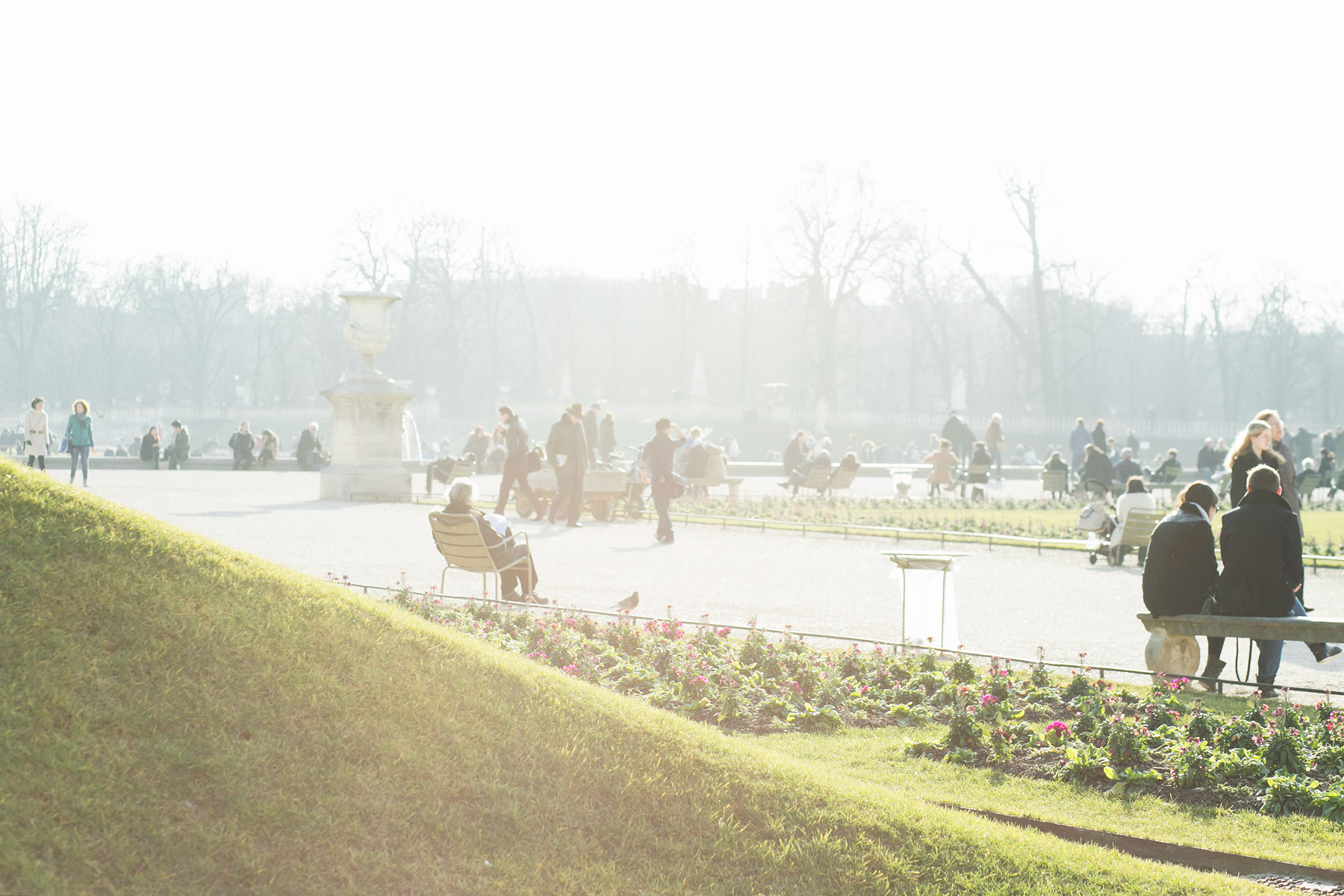 Jardin du Luxembourg photo by Carin Olsson (Paris in Four Months)
