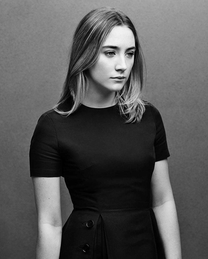 Сирша Ронан — Фотосессия для «Variety» 2015 – 2