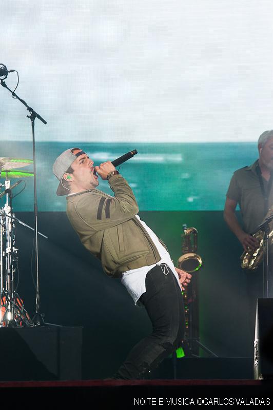 D.A.M.A - Rock in Rio Lisboa '16