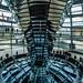 Kuppel des Reichstagsgebäudes by Baecker_Bruno