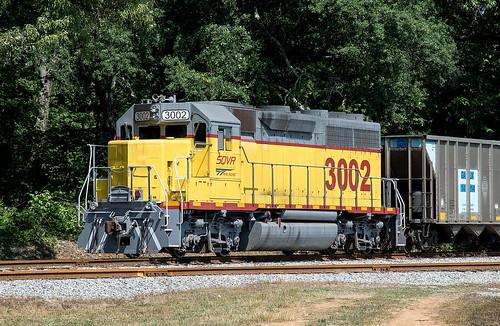 Sequatchie Valley RR #3002
