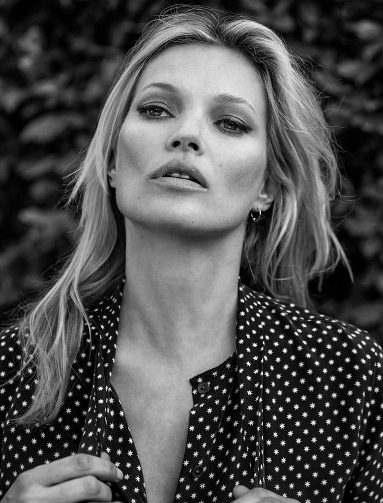 Кейт Мосс — Фотосессия для «The Edit» 2016 – 6