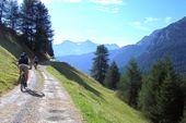 Familien-Alpencross mit Bike, Garmisch - Gardasee. Foto: Alfred Fuchs.