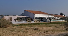 Camp de Base, équipe d' Espagne Football, Euro 2016, Centre Thalasso Sainte Marie de Ré