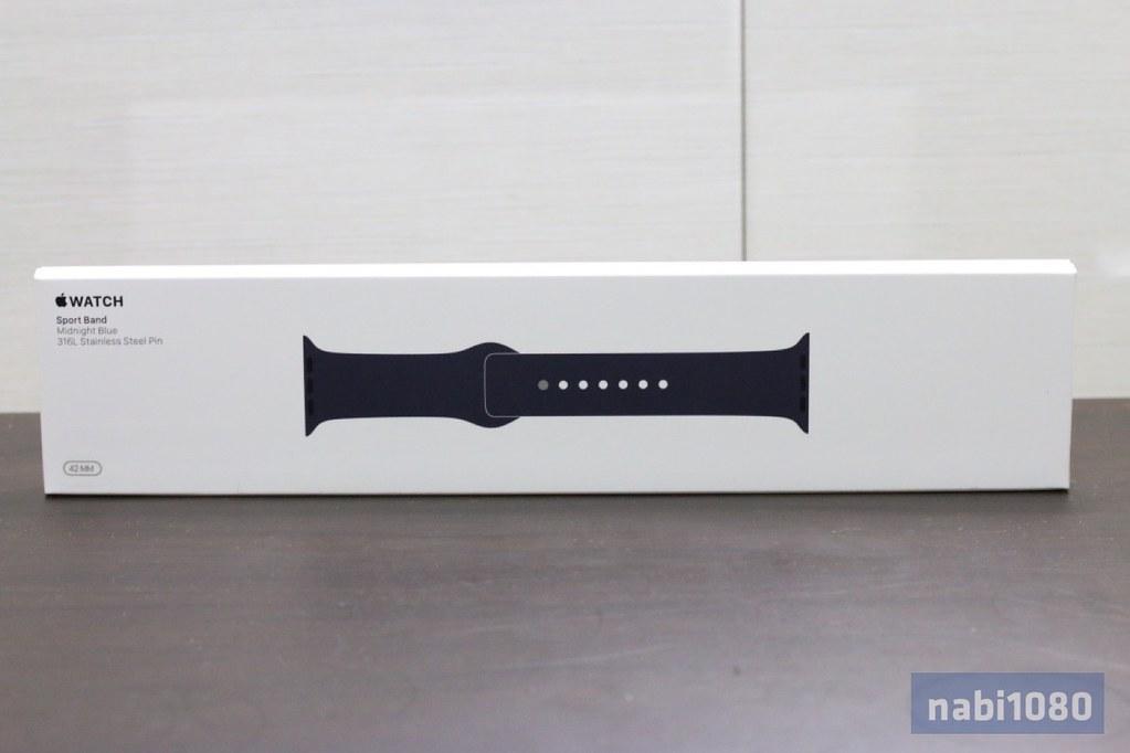 Apple Watch SportsBand01
