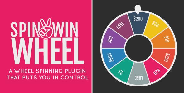 Spin2Win Wheel v1.0 - Spin It 2 Win It!