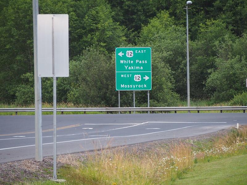 US 12 at Morton