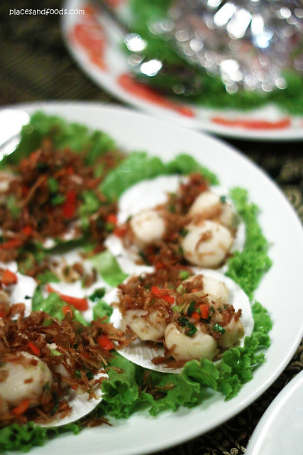 supatra stir fried scallops