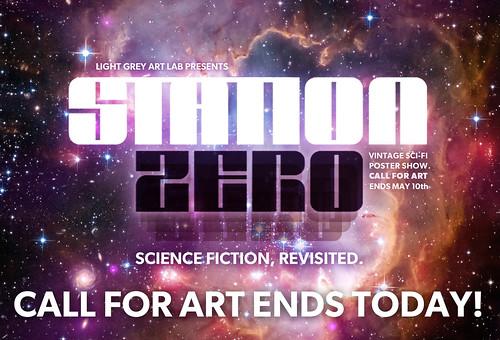StationZero_Callforart_endstoday