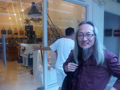 Tiong Bahru – Portraits of History IV