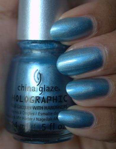 China Glaze Sci-Fly By