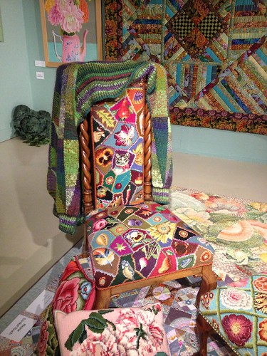 Kaffe Crazy Patchwork Chair