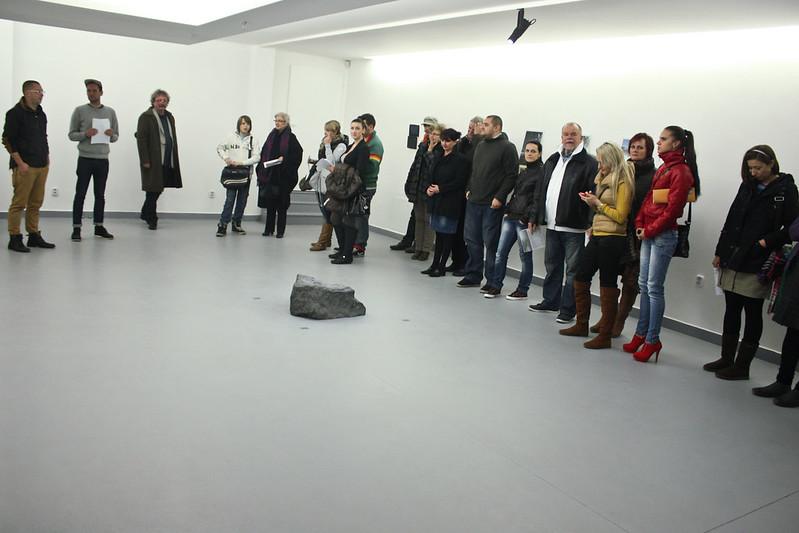 Jaroslav Kyša: Alchýmia v tebe (vernisáž výstavy)