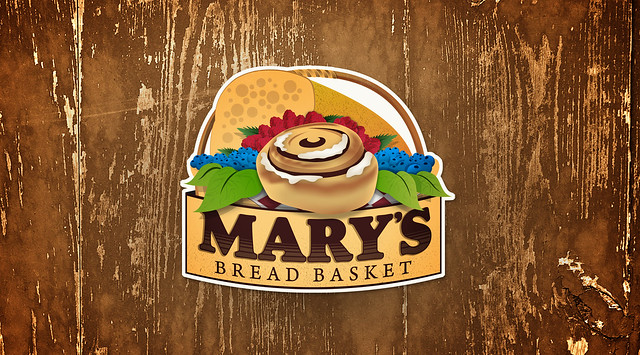 Mary's Bread Basket Logo