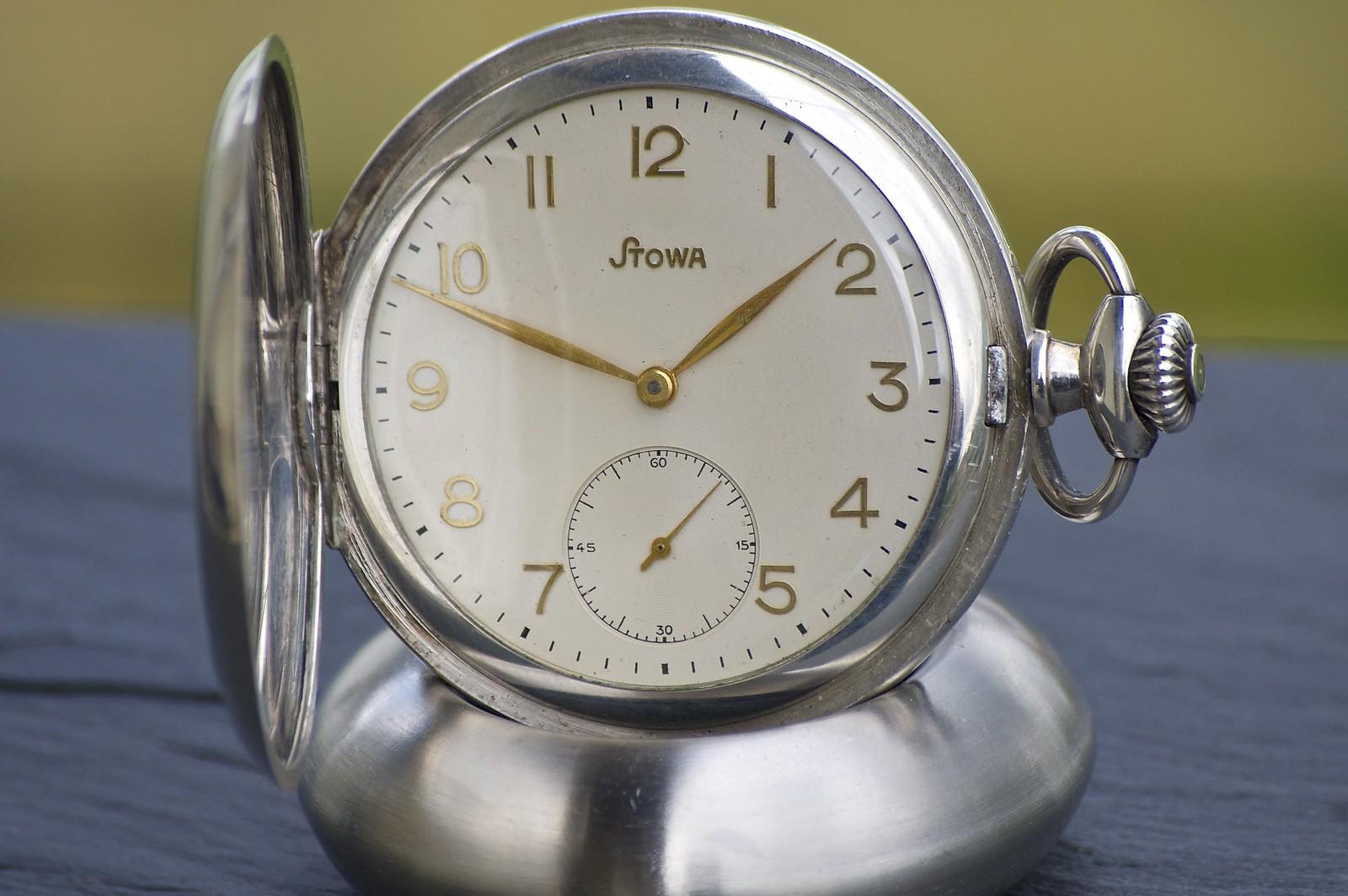 stowa - Stowa Chronograph 1938 vs Union Glashütte Noramis Chrono 8802004629_e73e6d4a42_h