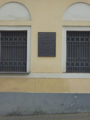 Photo of Black plaque number 12591