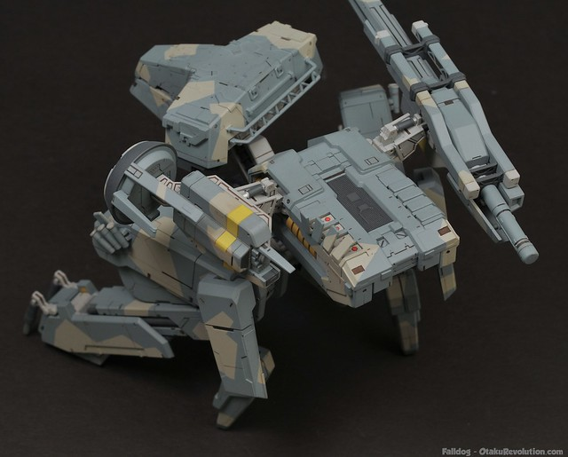 Metal Gear REX - Fin 3
