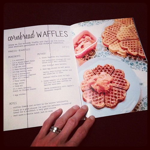 #mayfoodphotos 25 | #inspiration from a page of my fave #zine - #brunch #imakestuff