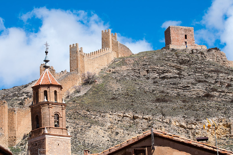 Muralla de Albarracín