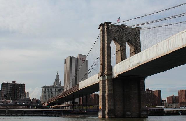 Passeio de barco por Nova York