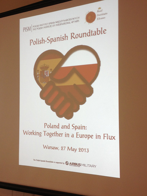 Poland and Spain: Working Together in a Europe in Flux. PISM - Elcano Royal Institute