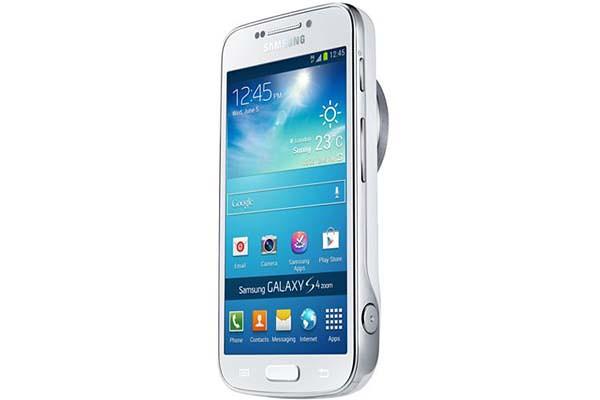 Samsung Galaxy S4 con cámara de 16 megapíxeles y zoom óptico 10x