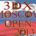3DX Moscow Open 2013