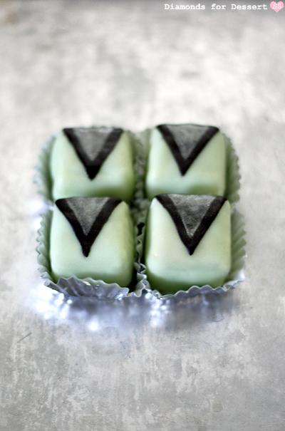 Diamonds for Dessert: Art Deco Petit Fours