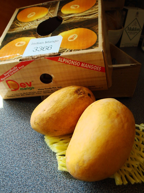 Alphonso Mangoes!!!