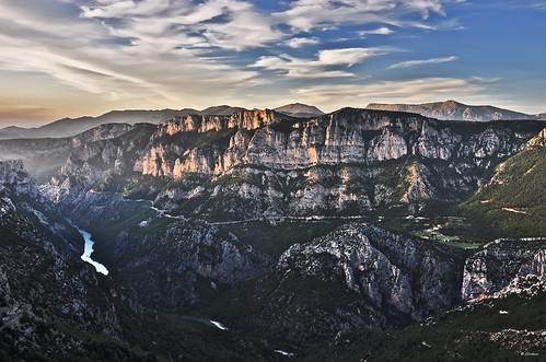 france mountains montagne river fiume provence gorges francia verdon provenza ghostbuster gole gigi49