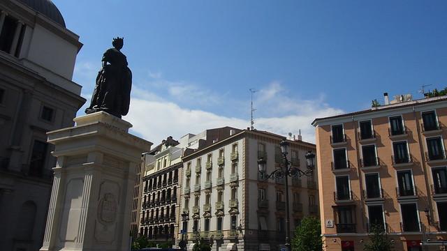 Madrid Opera Station