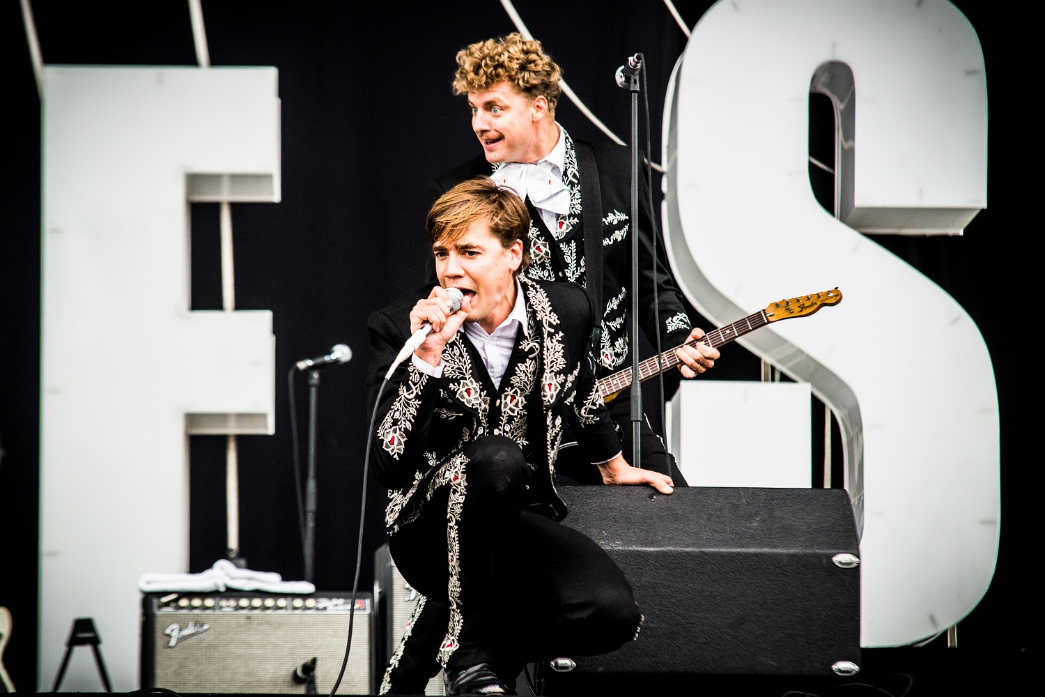 The Hives @ Rock Werchter 2013 (Jan Van den Bulck)
