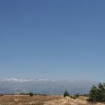 The Sierra Nevada still have snow in July
