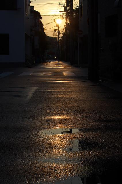 東京路地裏散歩 2013年7月7日