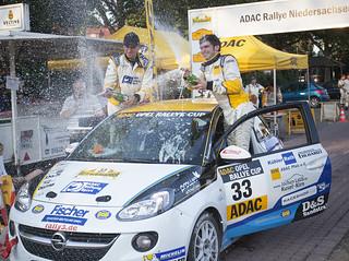 ADAC Opel Rallye Cup 2013 - Rallye Niedersachsen
