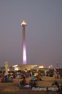 Jakarta - Mederka Square