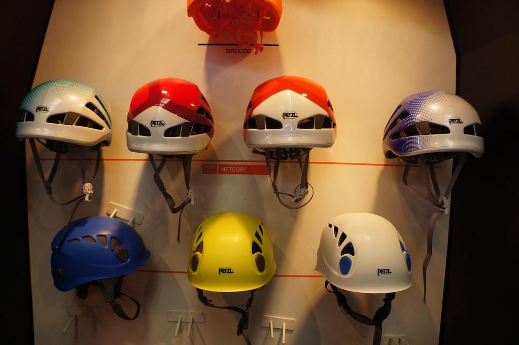 Petzl Meteor Helmets