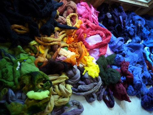 Wooly Colours