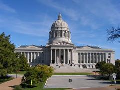 Missouri State Capitol - 28 October 2007
