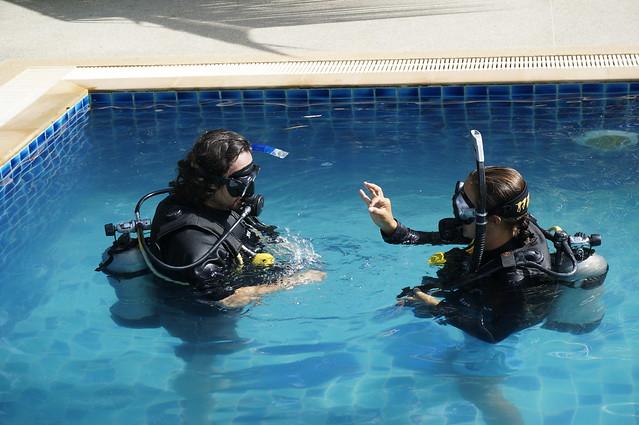 Sail Rock Divers